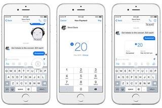 Facebook Messenger potrebbe ospitare un servizio di pagamenti in stile Apple Pay