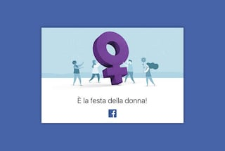 Facebook celebra la festa della donna