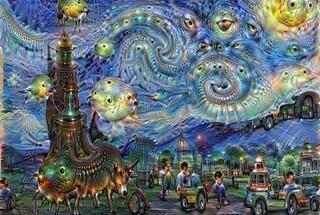 Google, all'asta i quadri creati dall'intelligenza artificiale di Big G