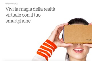 Google Store, disponibile la nuova sezione dedicata alla realtà virtuale
