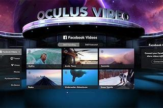 Samsung Gear VR, in arrivo l'integrazione con i video Facebook a 360 gradi