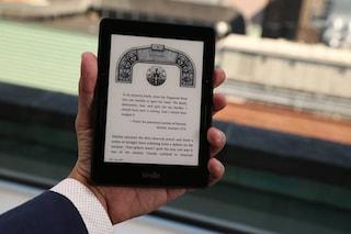 Amazon, Jeff Bezos annuncia l'arrivo di un nuovo Kindle