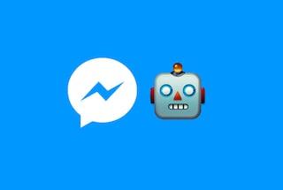 L'ultimo bot lanciato da Facebook cita Trump e sospetta che Zuckerberg sia un assassino