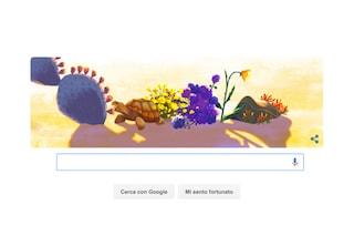 Giornata della Terra, Google celebra l'Earth Day con 5 doodle