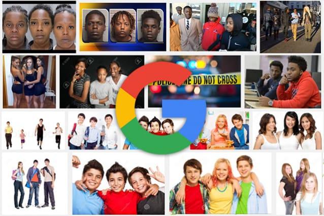 """""""Google è razzista"""": polemica sulle immagini dei risultati di ricerca"""