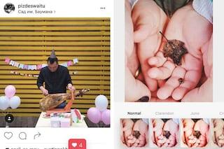Instagram testa un nuovo design dell'app: tutte le novità