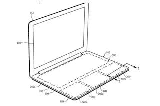 Apple brevetta una tastiera touch per MacBook