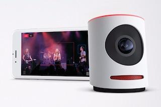 Mevo, presentata la prima videocamera per Facebook Live