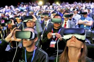 Samsung, in sviluppo un nuovo visore per la realtà virtuale senza smartphone