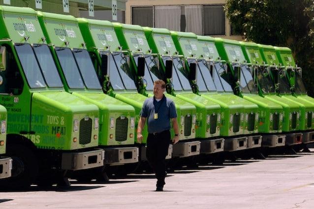 amazon furgoni inquinamento