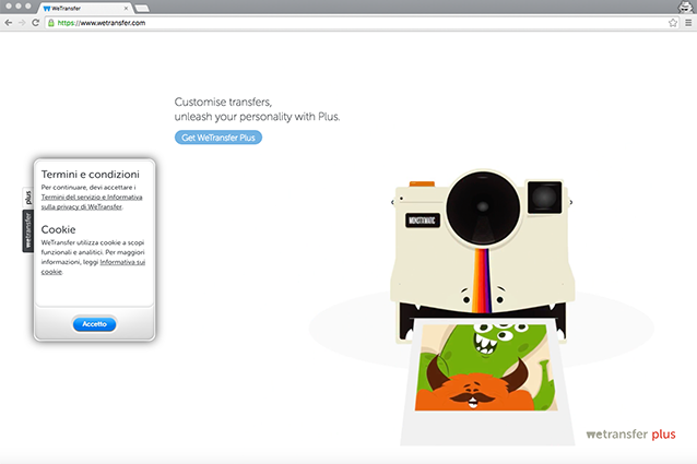 file da wetransfer
