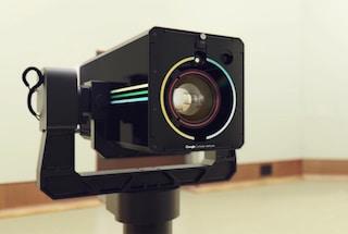 Google Art Camera, il dispositivo per fotografare l'arte ad alta risoluzione