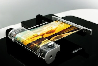 Galaxy X, in arrivo il primo smartphone arrotolabile di Samsung
