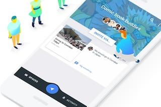 Google Spaces, la nuova app tra messaggistica e social: ecco come funziona