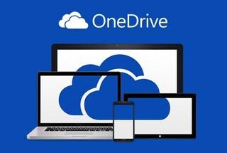 Microsoft OneDrive ridurrà lo spazio da 15 a 5 GB: ecco cosa fare per non perdere i dati