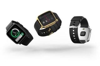 Pebble 2 e Pebble Time 2, i nuovi smartwatch per il fitness