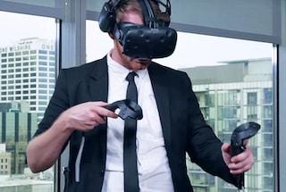 Trascorre 25 ore nella realtà virtuale ed entra nel Guinness dei Primati