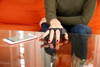TAP, la tastiera indossabile che vi fa scrivere su ogni superficie