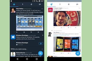 Twitter testa la modalità notte per l'app Android e iOS