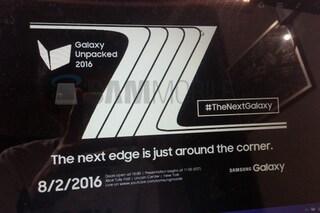 Samsung Galaxy Note 7, svelata la data di presentazione: tutte le ultime novità
