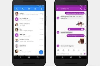 Facebook Messenger per Android introduce il supporto agli SMS: ecco come funziona