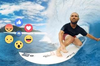 Facebook, disponibili le reazioni nei video a 360 gradi visualizzati con Samsung Gear VR