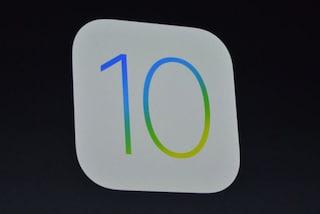 iOS 10 disponibile per il download: tutte le novità