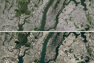 Google Maps e Google Earth si aggiornano con le foto effettuate dal satellite Landsat 8