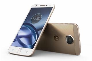 "Lenovo: ""I nuovi smartphone Moto Z non sostituiranno i Moto X"""
