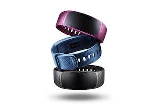 Samsung Gear Fit 2, presentato il nuovo fitness tracker: tutte le caratteristiche