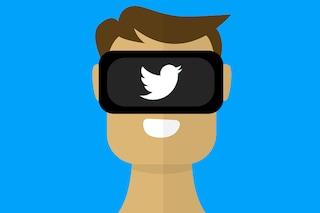 Twitter apre una divisione per la realtà virtuale
