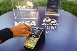 Un anello con tecnologia NFC per i pagamenti: la novità di Visa per le Olimpiadi di Rio