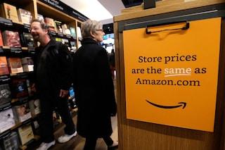Amazon progetta l'apertura di un negozio di libri a New York