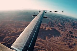 Facebook chiude il progetto del drone Aquila: doveva portare internet in tutto il mondo