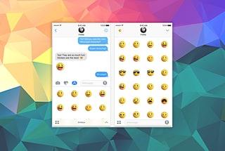 iOS 10, in arrivo nuove emoji per iPhone e iPad