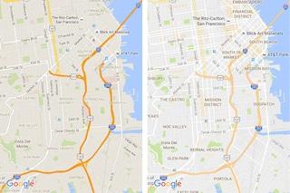 Google Maps si aggiorna e introduce un nuovo design: tutte le novità