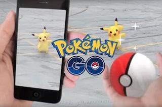 Pokémon Go da oggi trova i Pokémon nelle vicinanze anche quando il gioco è chiuso