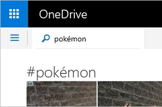 Pokémon Go, OneDrive riconosce le foto con i Pokémon