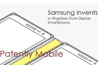 Lo smartphone pieghevole di Samsung potrebbe arrivare tra due settimane