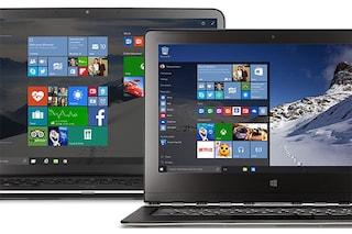 Windows 10, ultimi giorni per ottenere l'upgrade gratuito