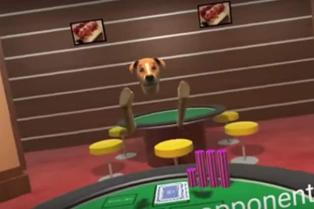 cani-poker-google-realta-virtuale