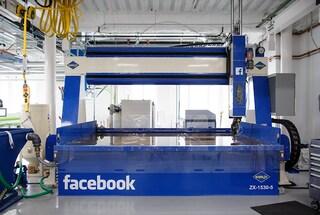 Facebook, ecco il nuovo (e immenso) centro per la ricerca e sviluppo