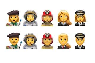"""Apple propone 5 nuove emoji: ecco le nuove """"faccine"""""""