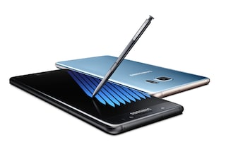 Galaxy Note 7, nuovo aggiornamento per bloccare la ricarica dello smartphone Samsung