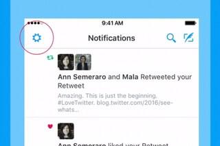 Twitter introduce nuove opzioni per le notifiche: tutte le novità