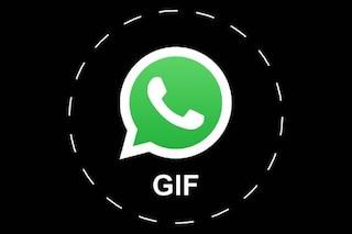 WhatsApp, in arrivo il supporto alle GIF animate: le immagini della novità