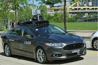 Uber si lancia nella sfida sull'auto senza pilota e inizia a sperimentarla su strada