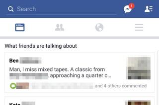 Facebook sperimenta gli highlights nel News Feed: ecco come funziona la novità