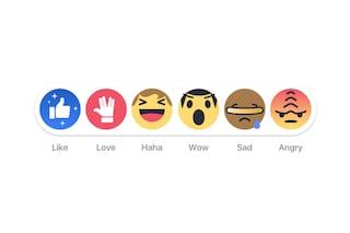 Facebook, reazioni personalizzate per i 50 anni di Star Trek