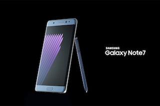 Samsung blocca la produzione del Galaxy Note 7 e il titolo crolla in borsa